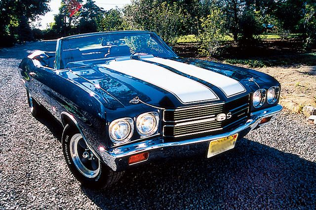 Chevelle Front View